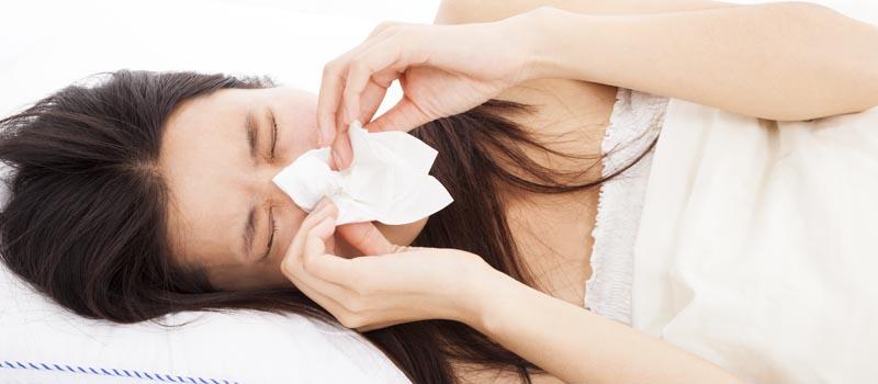 Olahraga Saat Flu Atau Istirahat Saja