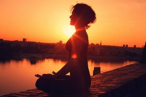 3. Meditasi Ala India