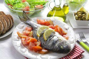 8. Diet Mediterania ala Yunani