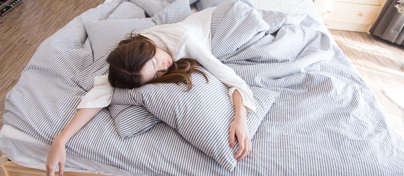 Pentingnya Memiliki Waktu Tidur Yang Cukup