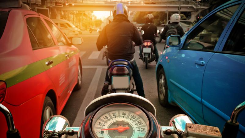 Inilah Nasib Tubuh Dikeroyok Polusi Kendaraan