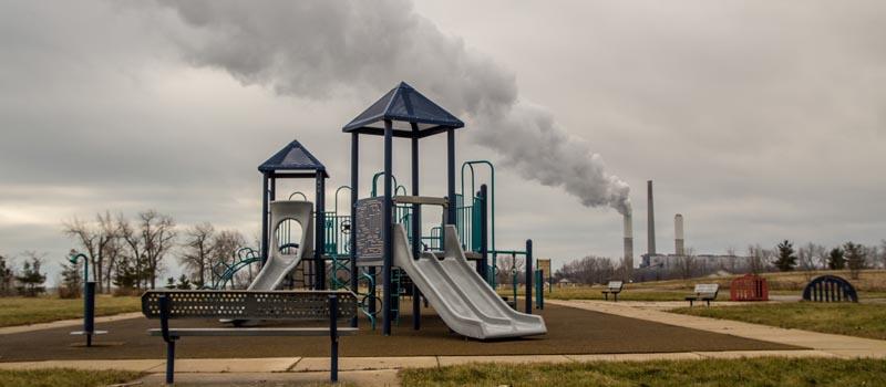 Polusi Udara Menurunkan Daya Tahan Tubuh