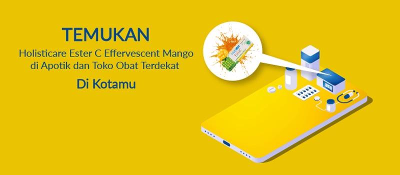 HEC Effervescent Mango
